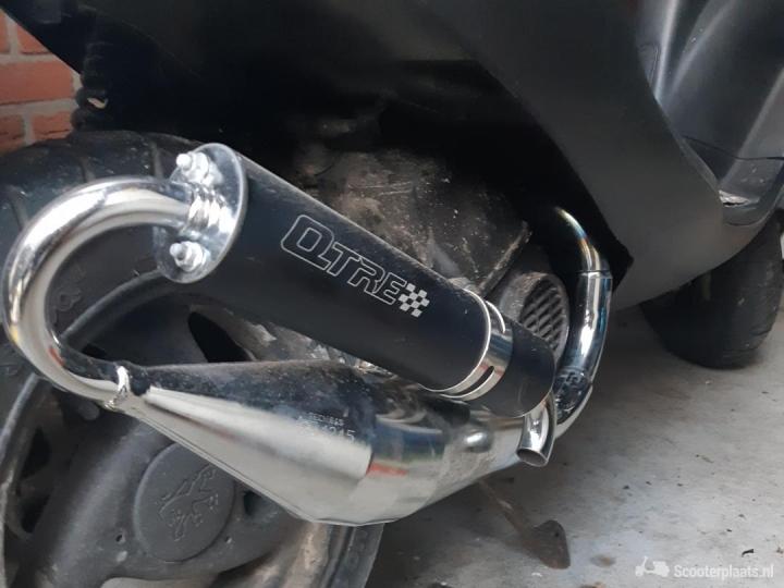 Peugeot VivaCity grijs