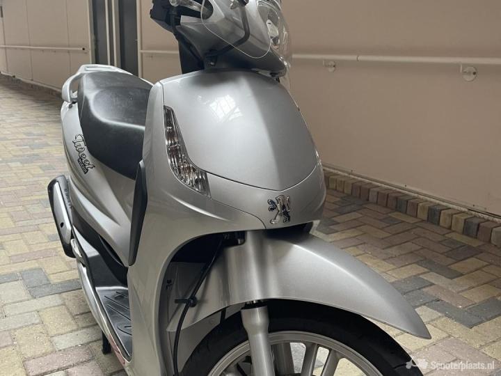 Peugeot Tweet grijs