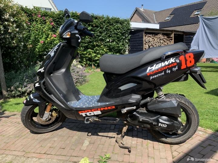 TGB BR1 zwart