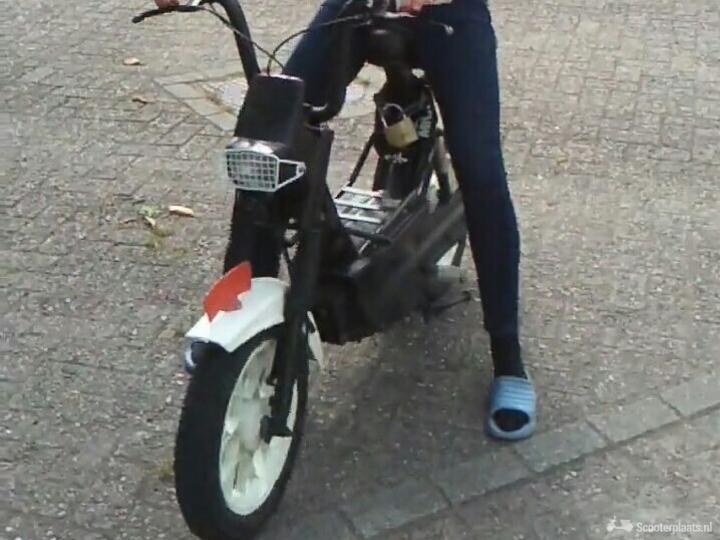 Gilera Citta zwart