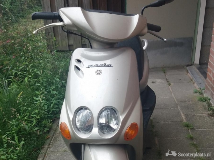 Yamaha NeoS beige