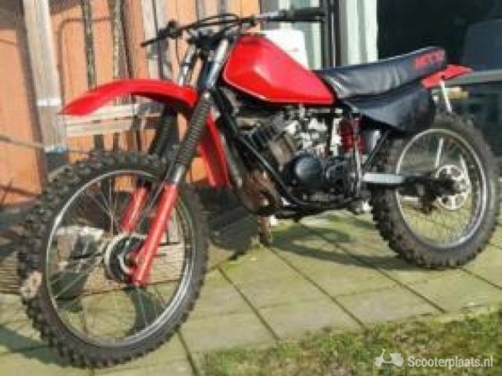 Honda Overig rood
