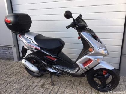 Peugeot Speedfight 2 Silversport