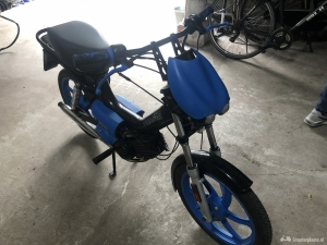 Tomos Funsport R matzwart