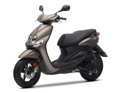 Yamaha NeoS bruin