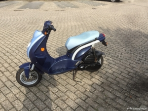 Peugeot ludix Brom