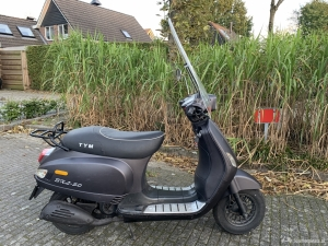 Tym bromscooter