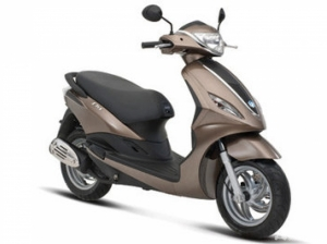 Piaggio fly, may 2017, 1100 km, perfect condition