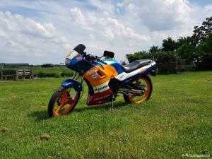 Honda NSR 50 REPSOL zeldzaam