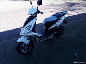 Leuke orginele scooter
