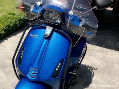 Vespa Sprint Blauw te koop!