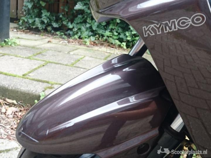 Kymco VP50 bruin