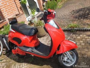 Novox elektrische scooter met nieuwe accus