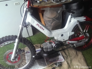 Puch maxi (cross 70cc )