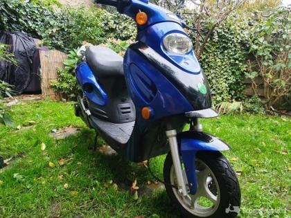 zerobike e10  electrische scooter