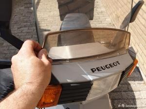 Peugeot Overig zilver