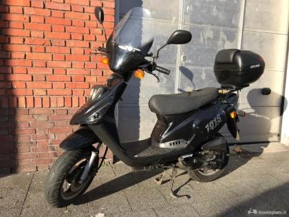 Scooter TGB 101s