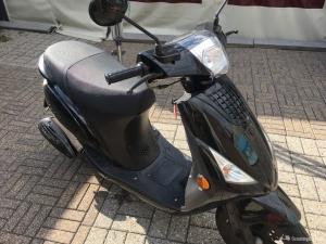 AGM SP50 snorscooter tekoop