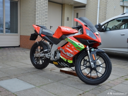 Derbi GPR50 R  (Derbi Project 2018)