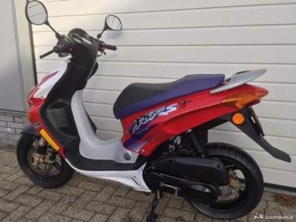 Honda X8RS rood
