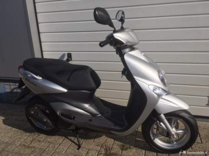 Yamaha Neo's Snorscooter