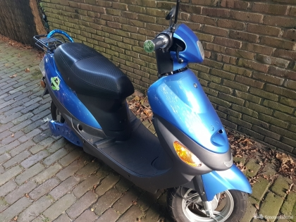 HUASHA electrische scooter Ecoscoot