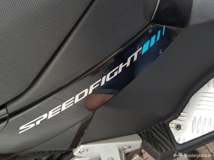 Peugeot Speedfight 4 Darkside