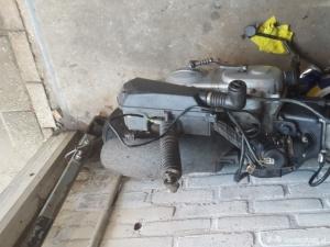 Chineese scooter onderdelen