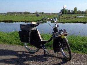 Originele Solex OTO Van der Heem 1967