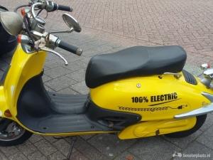 Elektrische Ebretti 518 scooter