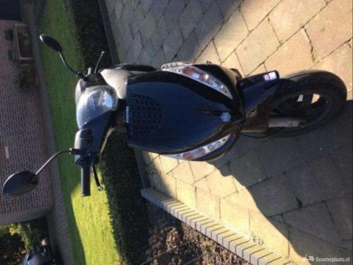Spiegel Piaggio Zip : Zip piaggio scooter scooterplaats