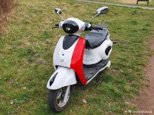 Qwic evader elektrische scooter
