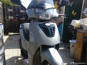 Topper Kymco people s 2017