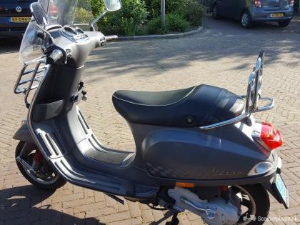 Vespa Sport Snorscooter