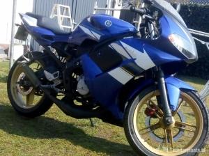 Zeer nette en snelle 70cc yamaha TZR 2008 te koop!