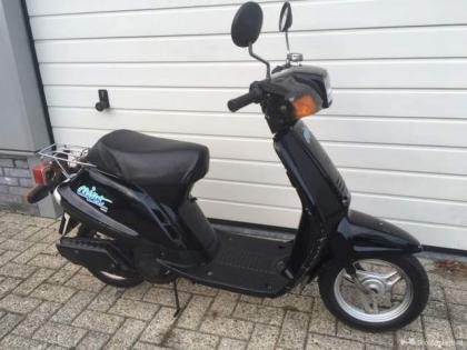 Yamaha Mint Bromscooter