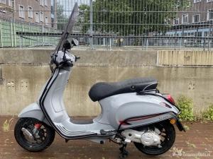 Vespa sprint nardo grey 2021
