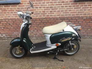 Scooter EVT 168