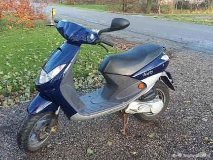 Peugeot Vivacity snorscooter