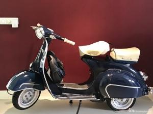 Vespa 125cc bouwjaar 1961