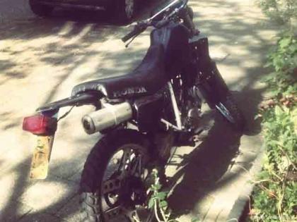 Honda MTX sh