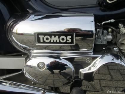Tomos Overig blauw