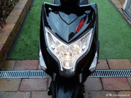 IVA GTE scooter z.g.a.n 700km