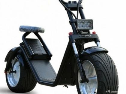 Elektrische Caigiees snorscooter