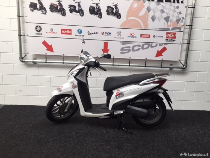 Kymco People One 125i wit