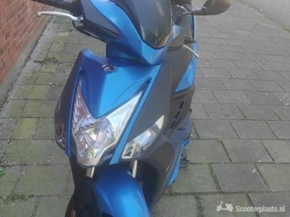 Kymco Agilty 16+ scooter voor lange afstanden