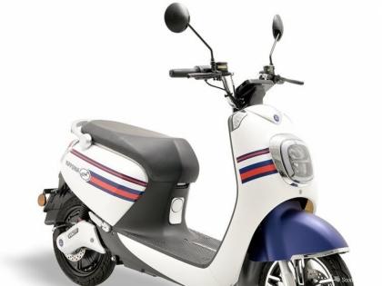 Elektrische scooter Nipponia Volty