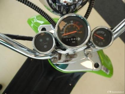 Elektrisch Zerobike Scooter Memphis E24 25km
