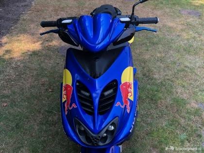 scooter yahama aerox