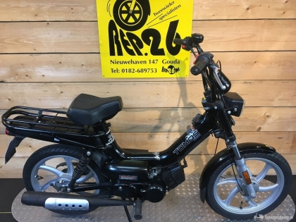 Tomos Funsport R zwart